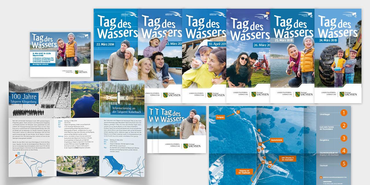 Tag des Wassers, 2014–2019