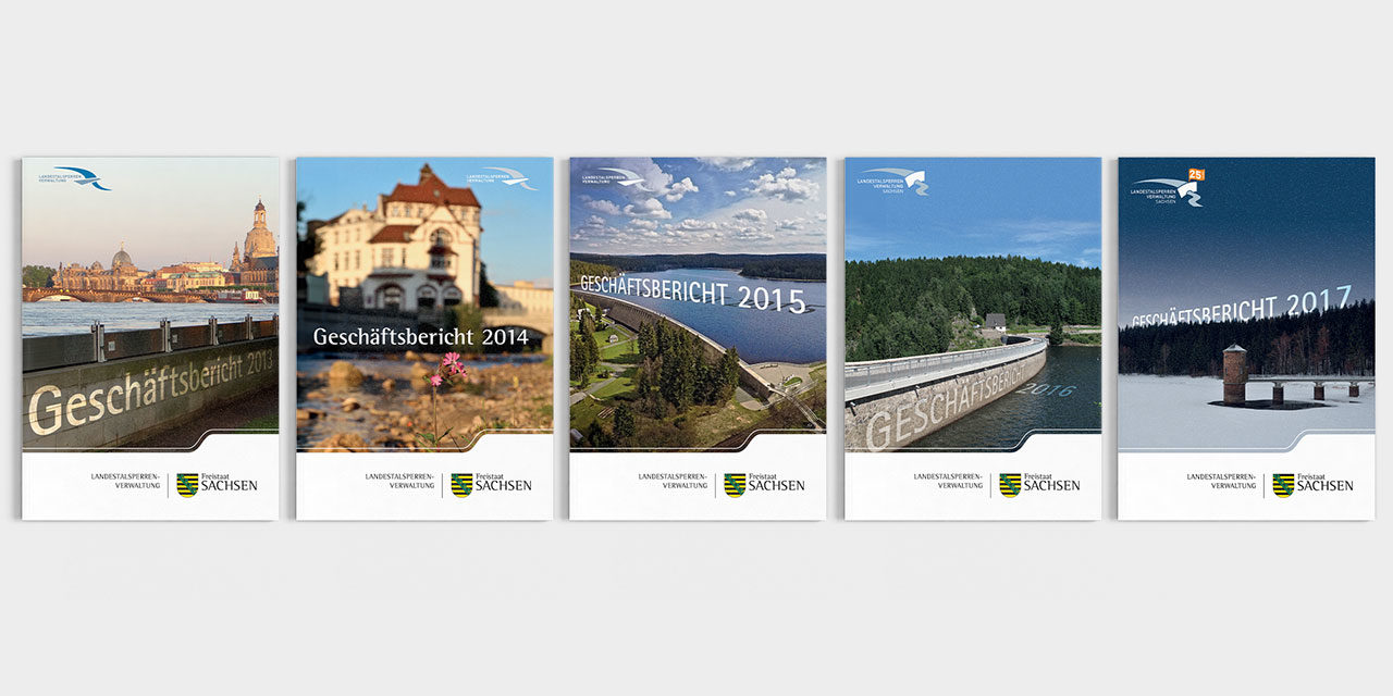 Geschäftsberichte 2013–2017