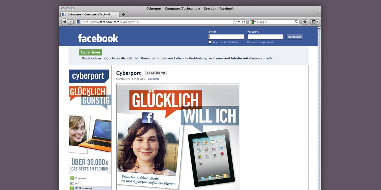 Online-Kampagne