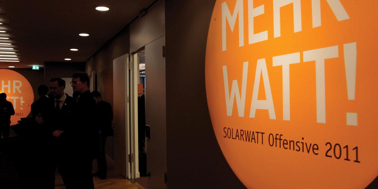 MEHRWATT-Offensive 2011