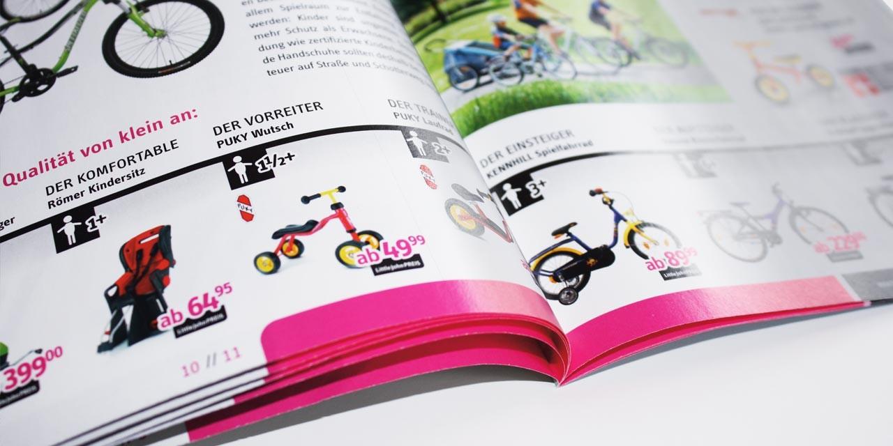 Das Kundenmagazin