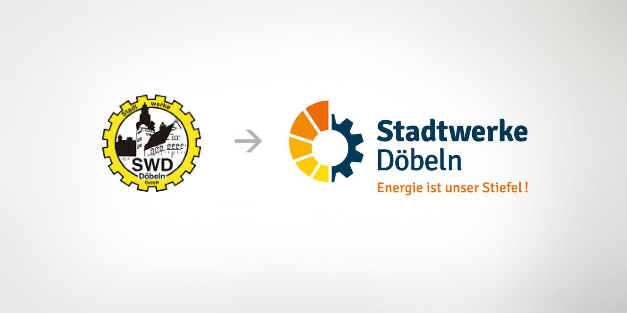 Die Logo-Überarbeitung