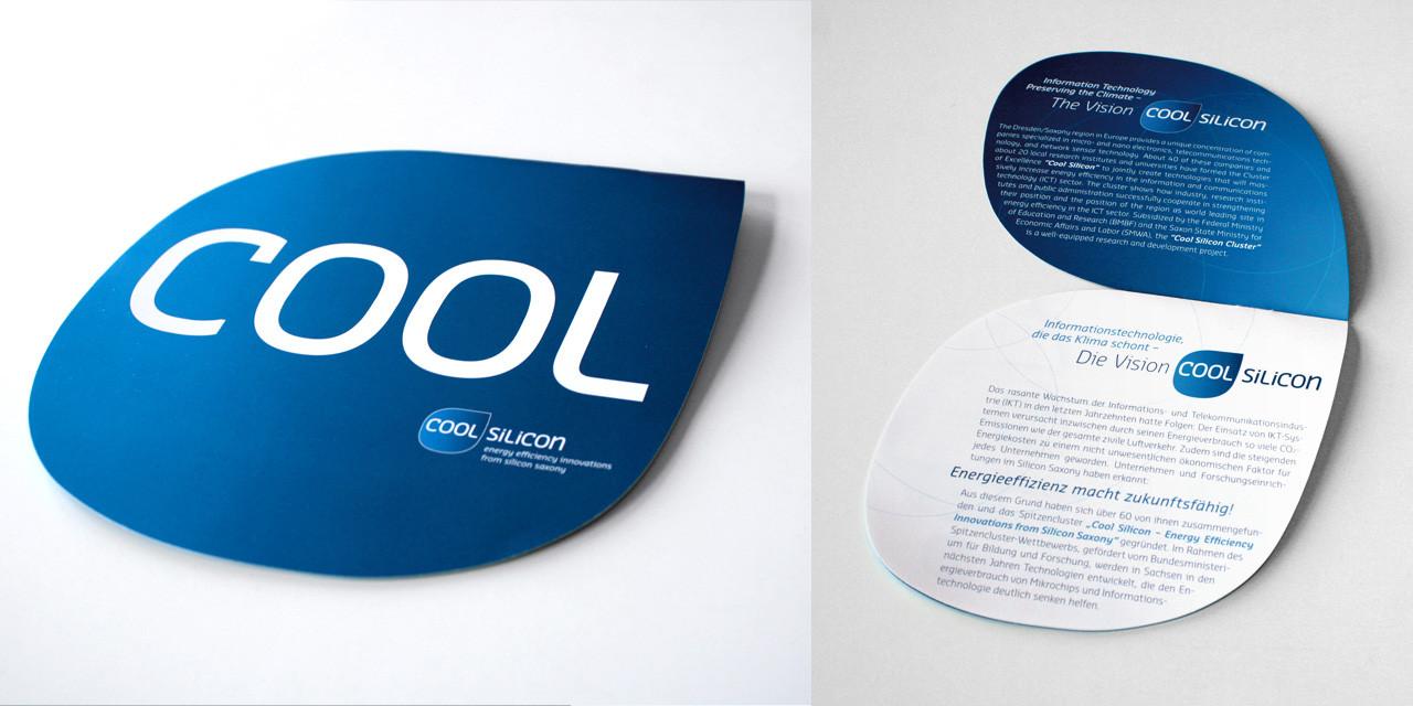 Flyer für die Semicon 2009