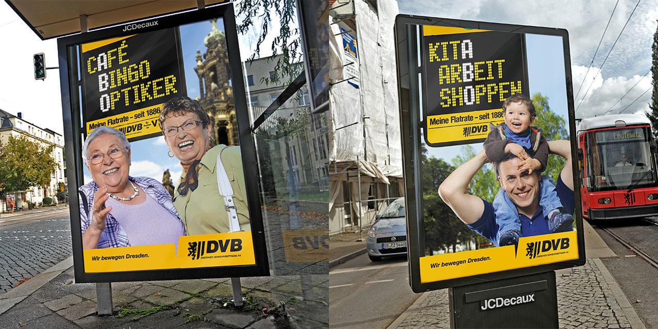 Die Abo-Kampagne, 2011 (Foto: André Forner)