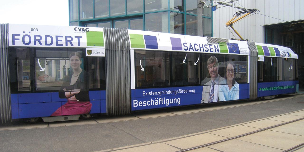 Straßenbahngestaltung
