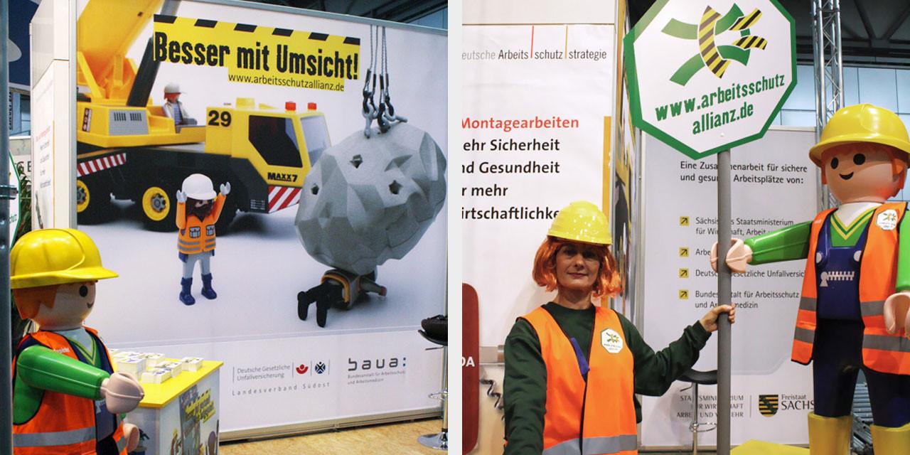 Arbeitsschutzkampagne 2009