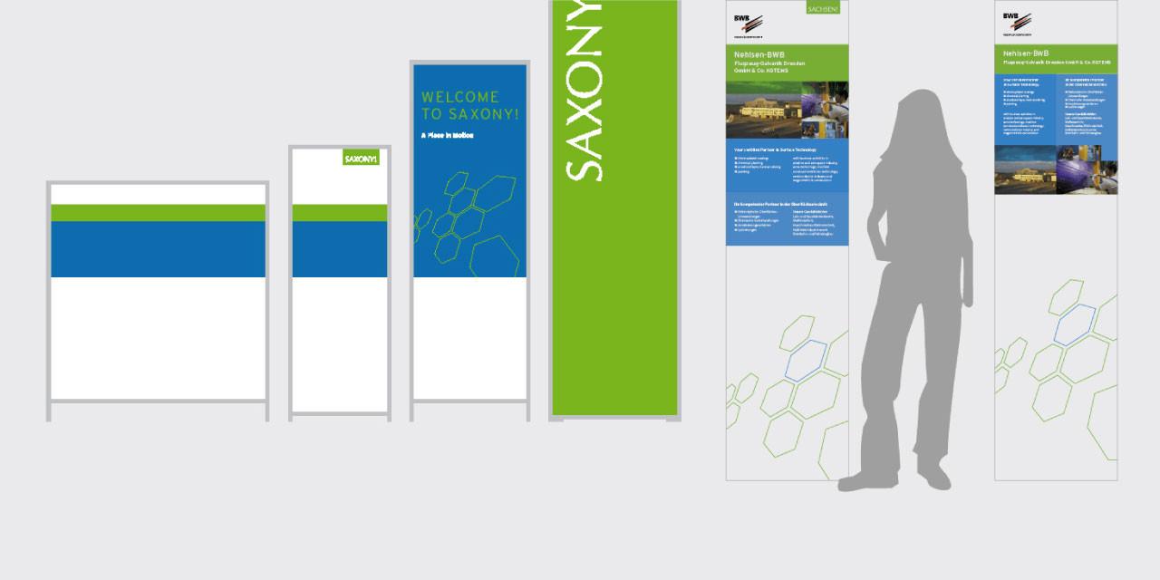 Messe-Corporate Design