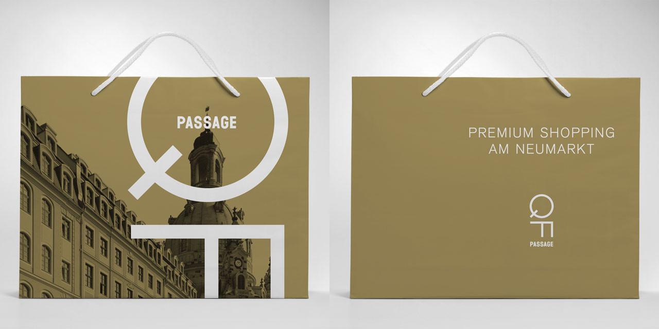 Premium-Einkaufstasche