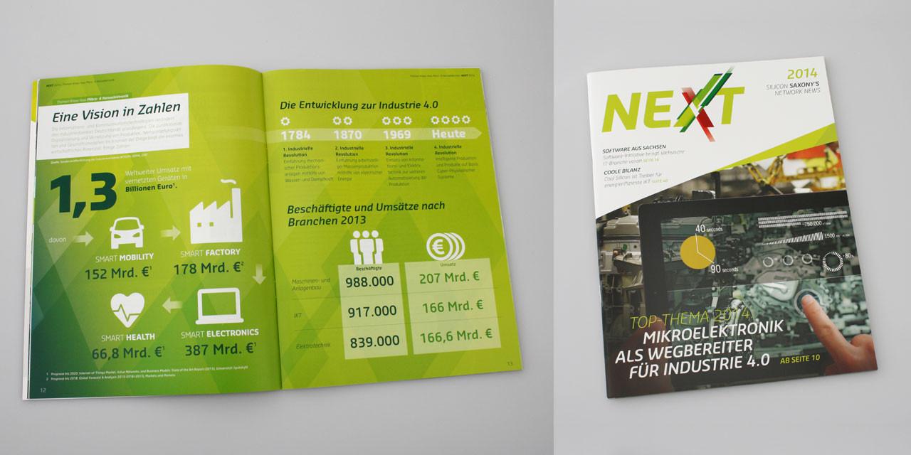 NEXT – Jahresbericht 2014