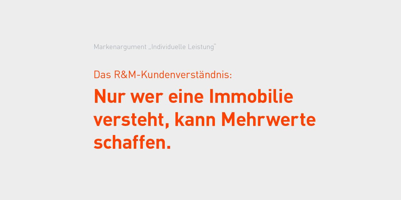 R&M | Die Kommunikationsmechanik