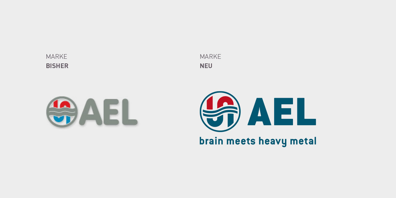 Das neue Logo im Vorher-Nachher-Vergleich