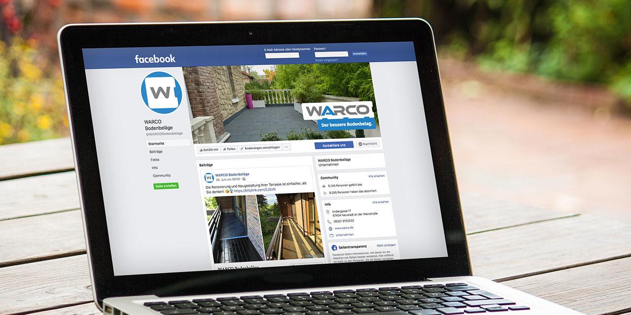Social-Media-Konzept und Beratung